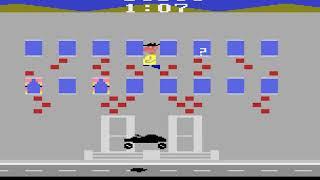 Atari 2600: Private Eye (HD / 60fps) (cases 1 - 5)