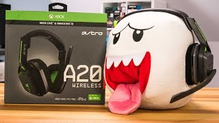 Astro Gaming A20 wireless Headset REVIEW (XBOX model)