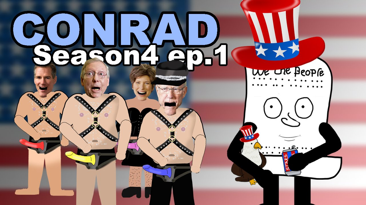 Conrad The Constitution S4 Ep1 - Midterm Elections