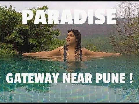 I found paradise near Pune! l Hilton Shillim Vlog l Aditi Bhat