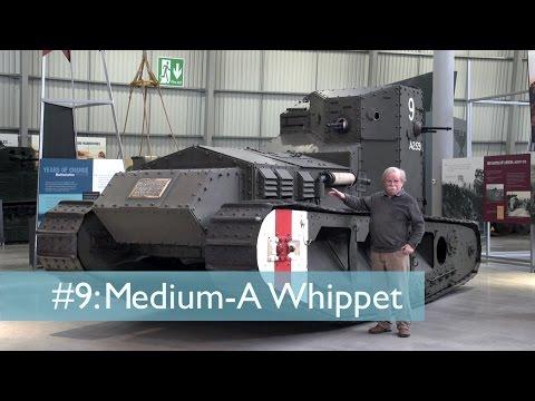 Tank Chats #9 Whippet - Medium A
