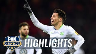 1. FC Nürnberg vs. VfL Wolfsburg | 2018-19 Bundesliga Highlights