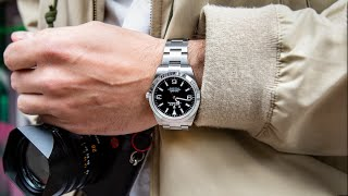 A Week On The Wrist: The Rolex Explorer Reference 214270