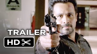 Mr. X Official Trailer 1 (2015) - Vikram Bhatt Movie HD