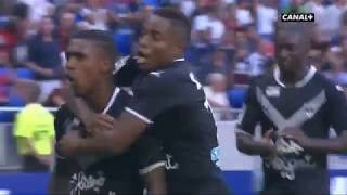 Lyon 3 - 3 Bordeaux   (19-08-2017)  Ligue 1