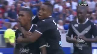 Lyon 3 - 3 Bordeaux   (19-08-2017)  Ligue 1