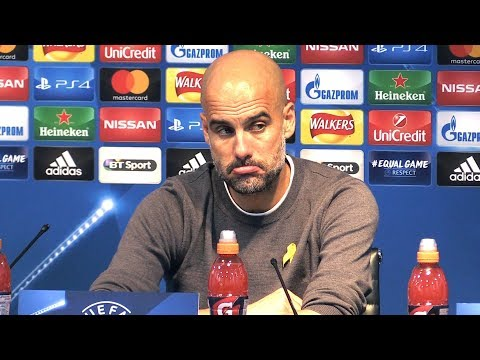 Manchester City 1-0 Feyenoord - Pep Guardiola Full Post Match Press Conference - Champions League