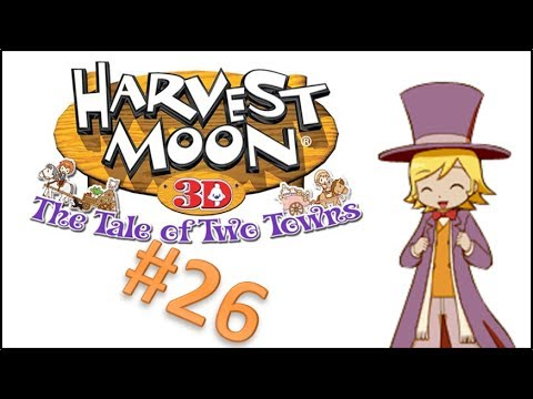 Harvest Moon (3DS): The Tale Of Two Towns Part26