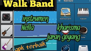 Download Walk Band Apk Cover  Nella kharisma Jaran goyang instrumen