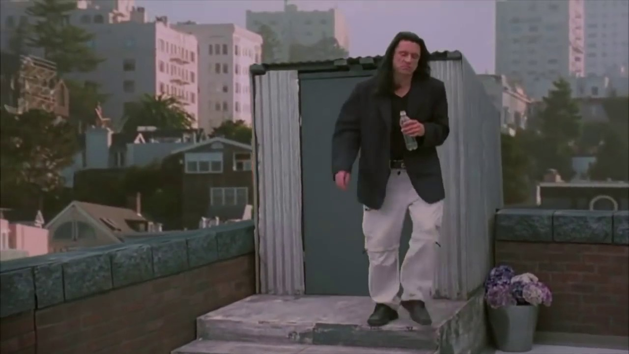 Why Did Tommy Wiseau Make The Room