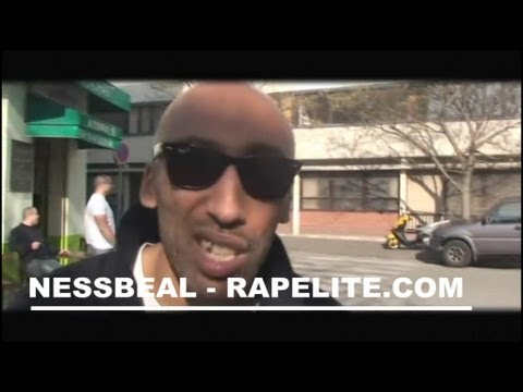 Nessbeal - Interview RSC SESSIONS PERDUES