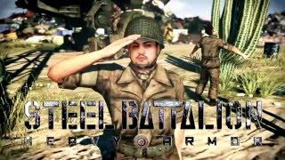 [18+] Steel Battalion: Heavy Armour (Kinect) лучшие моменты стрима