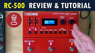 BOSS RC-500 Review and full tutorial // Including LoopStation MIDI control