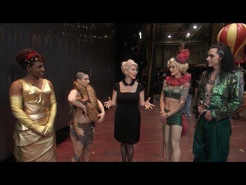 Cosi fan tutte: Skills ensemble backstage