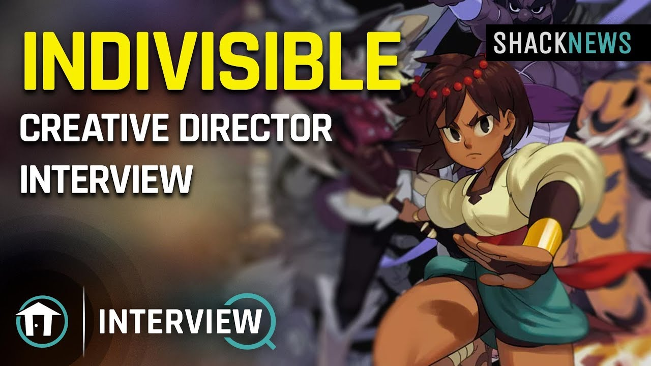 Indivisible Creative Director Interview Youtube