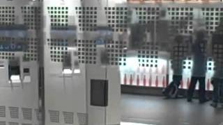 McDonalds  ultra-Modernist Munich airport Muncherie