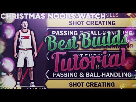 NBA 2K18 TIPS🧀: BEST PLAYER BUILDS IN NBA 2K18 FOR EVERY POSITION & ARCHETYPE | BEST BUILD TUTORIAL