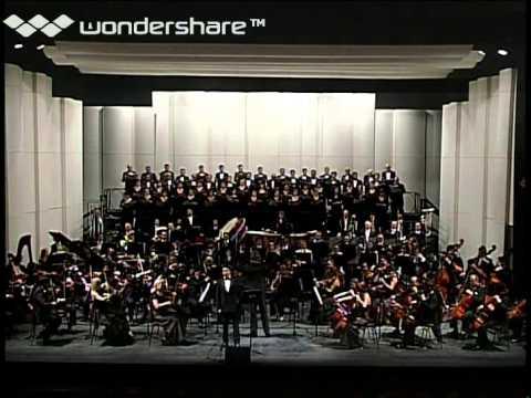 "Rodion Pogossov singing Rachmaninov ""The Bells"" ( ""Колокола"") Teatro Municipal de Santiago de Chile"