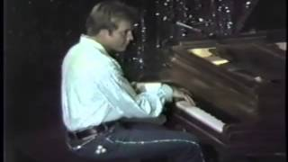 Brent Johnston Piano Rags performance