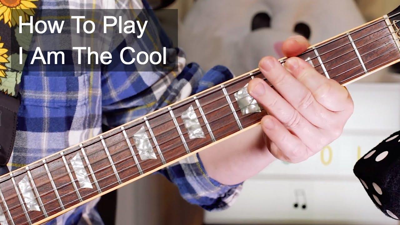 I Am The Cool Screamin Jay Hawkins Guitar Lesson Youtube