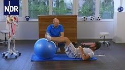 Spinalkanalstenose, Knieverletzung, Koronare Herzerkrankung (Folge 7) | Die Bewegungs-Docs | NDR