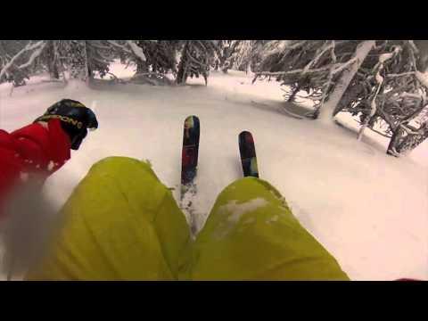Freeriding in the Italian Alps 2 | Team Globe
