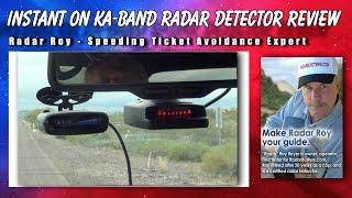 Instant Ka-Radar Test with the Redline, Max2, Passport & Uniden LRD950