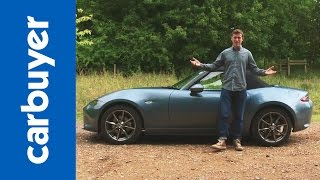 Mazda MX-5 review (Mazda Miata review) - Carbuyer