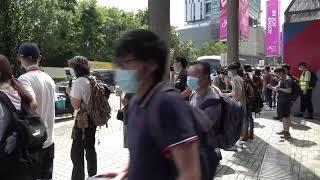 Publication Date: 2020-06-12 | Video Title: 【香港-Live-20200612】九龍塘聲援香島中學 不懼
