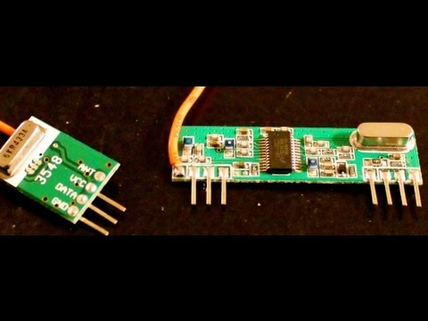 RF Links Tutorial - Cheap and Easy Wireless Arduino!