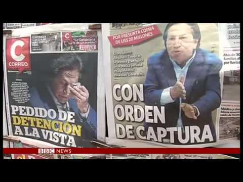 BBC WORLD NEWS   Odebrecht corruption investigation