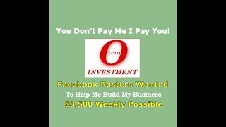 Call❓ 602-560-6617 ❓Automatic Income System 💰 Facebook Posters Wanted 💥 $3500 Weekly Possible ❓