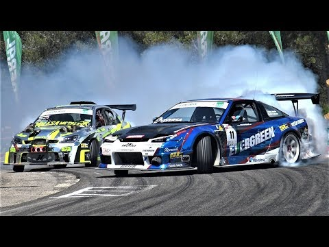 Touge Drift 2018 - OSD King of Europe CRASH & SKILLS  by Jaume Soler