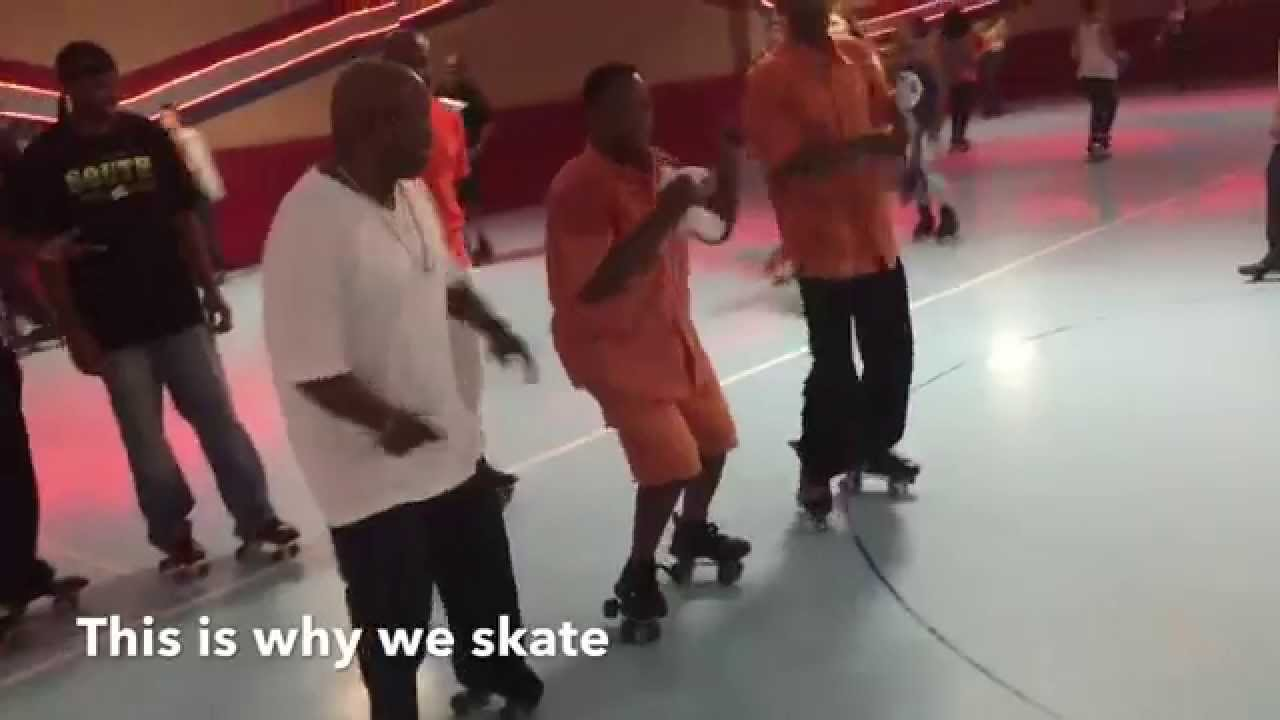 Roller skating rink chino