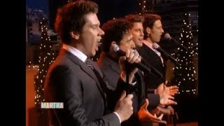 "IL DIVO ""Oh Holy Night"" 2005"