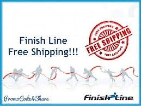 brand new 73328 21a93 Finish Line Coupon Code +   Free Shipping   2018