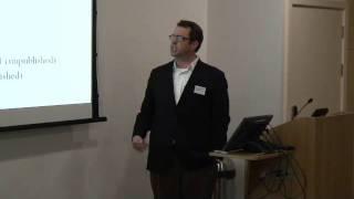 Garrett Jones - Group vs Individual intelligence and AGI