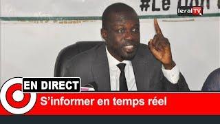Conférence de Presse de Ousmane Sonko sur l'actualité nationale
