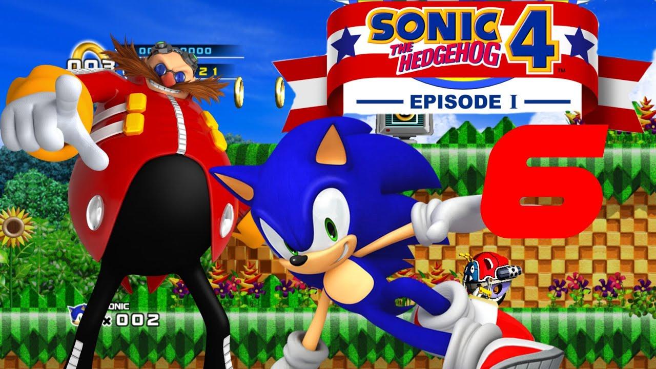 Let Sonic Hedgehog 4 Episode – Fondos de Pantalla
