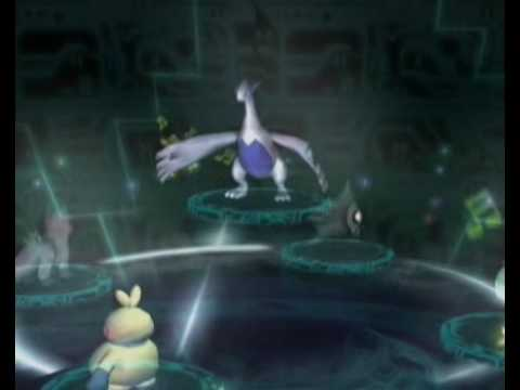 Pokémon XD: Gale of Darkness | Shadow Lugia's Purification ...