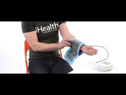 23499 -TENSIOMETRE CONNECTEE iHEALTH TRACK [FRA]