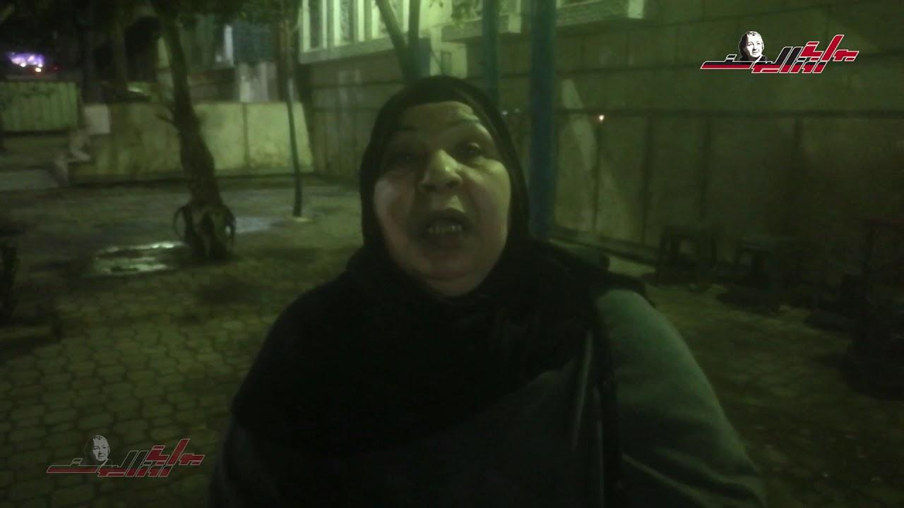شاهد فاطمة كشرى تتحدث عن ذكرياتها مع الفنان نور الشريف - YouTube