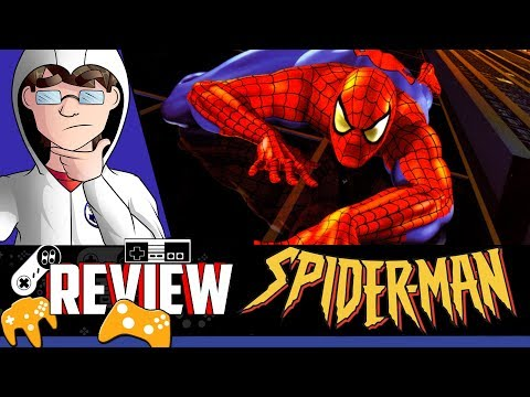 Reseña: Spider-Man 2000 - (PS1, N64, PC, Dreamcast) [Retro]