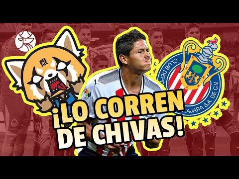 ¡POR RESPONDÓN! | José Luis Higuera corre de Chivas a joya del club