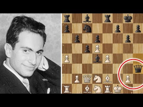 Never Play h3 against Mikhail Tal