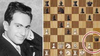 Never Play h3 against Mikhail Tal