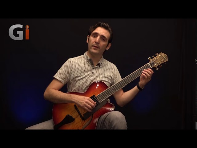CREATIVE FINGERSTYLE FROM GIORGIO SERCI