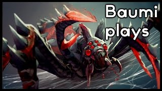 Dota 2 | EATING LANES AND FOOLS!! | Baumi plays Broodmother