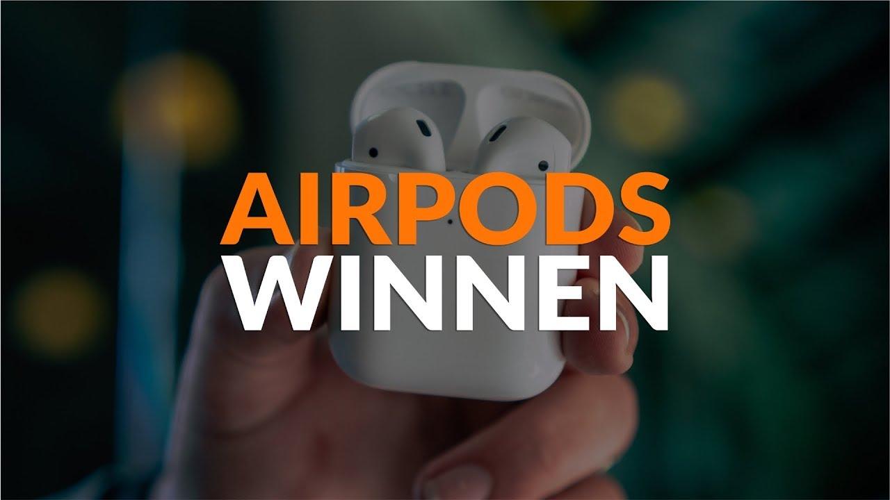 AirPods 2 winactie: iPhoned geeft de nieuwe AirPods weg! (Winnaar bekend!)
