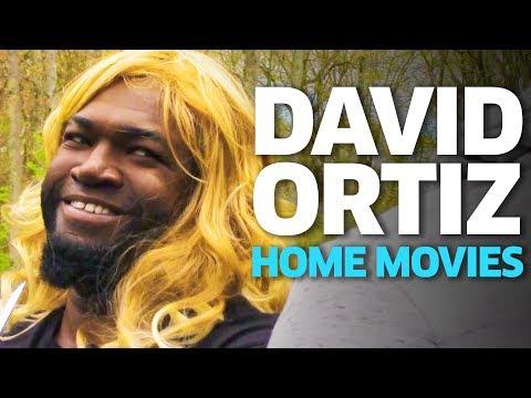 David Ortiz a.k.a. Big Papi Reenacts Famous Boston Movie Scenes // Omaze